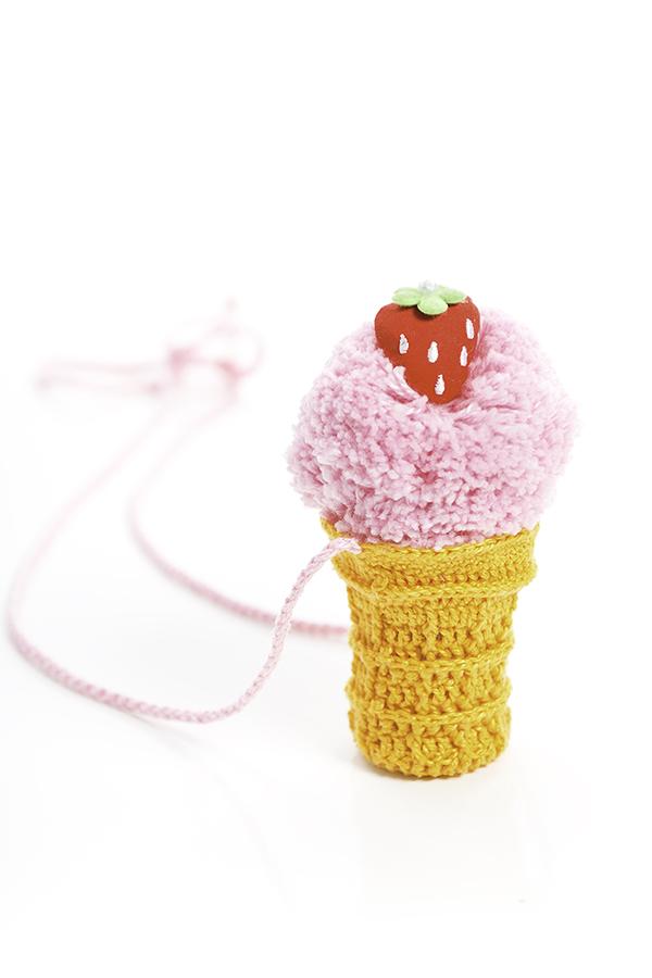Mini Ice Cream Amigurumi : Imagical Seasons Publishing Imagical Seasons Spring