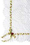 Silverlace Blanket Details